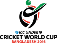 2016 Under-19 Cricket World Cup logo.png