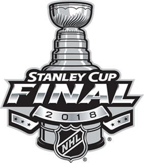 2018 Stanley Cup Finals 2018 ice hockey championship series