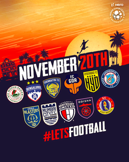 2020–21 Indian Super League season Seventh season of the Indian Super League