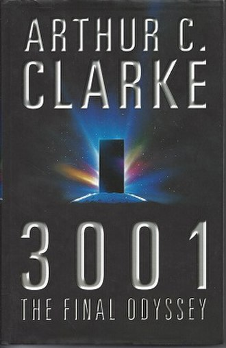 3001: The Final Odyssey - First UK edition