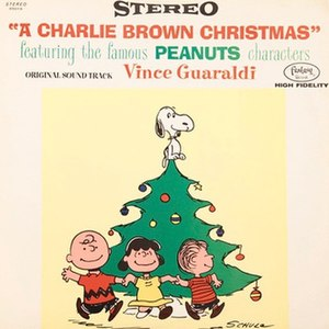 A Charlie Brown Christmas (soundtrack) - Image: A Charlie Brown Christmas (Rmst)