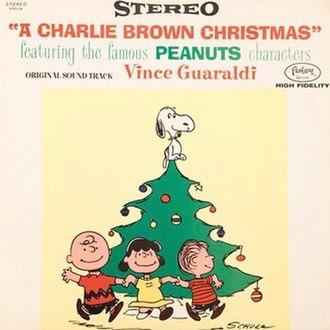 A Charlie Brown Christmas (soundtrack) - Image: A Charlie Brown Christmas (Rmst)
