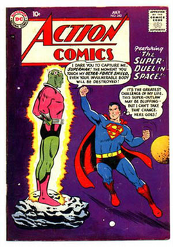 Image result for Silver Age Superman (Comics) [1945 - 1986]