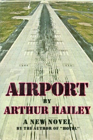 Airport (novel) - First Edition