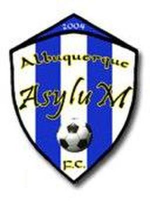 Albuquerque Asylum - Image: Albuquerqueasylum