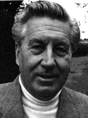 Alfred Shaughnessy - Image: Alfred Shaughnessy