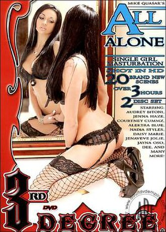 All Alone (film series) - Image: All Alone DVD cover