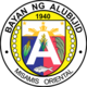 Official seal of Alubijid