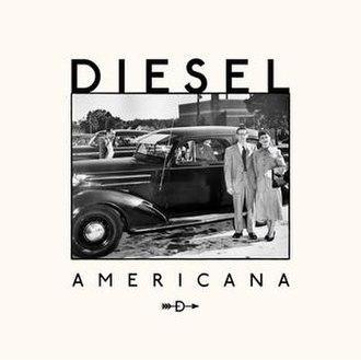 Americana (Diesel album) - Image: Americana by diesel