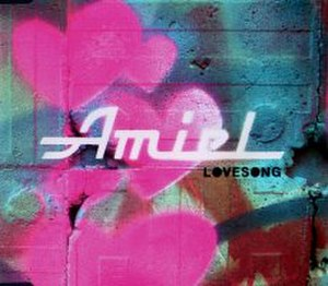 Lovesong (Amiel song) - Image: Amiel Lovesong