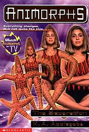 Animorphs 32 The Separation.jpg
