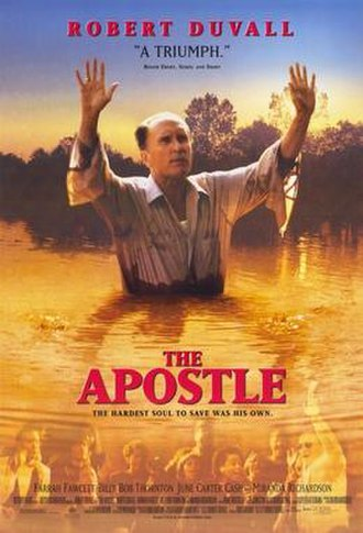 The Apostle - Theatrical release poster
