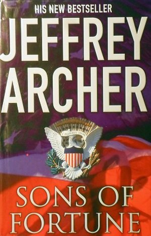 Sons of Fortune - First edition (publ. Macmillan, UK)
