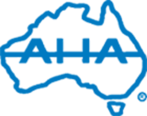 Australian Hotels Association - Image: Australian Hotels Association logo