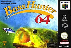 Bass Hunter 64 by Take-Two Interactive and Gear Head.JPG