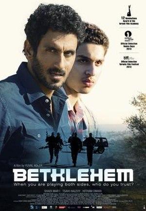 Bethlehem (film) - Film poster