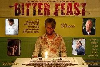 Bitter Feast - Teaser poster.