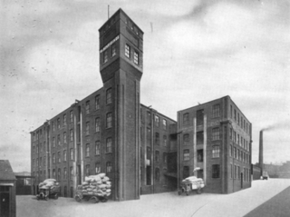 Blackridings Mill, Oldham