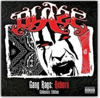 Gang Rags: Reborn - Image: Blaze gangragz reborn cover