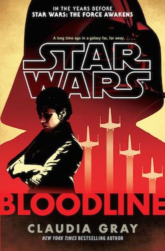 Star Wars: Bloodline - Image: Bloodline Claudia Gray (2016)