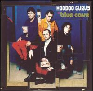 Blue Cave (album) - US (Zoo Entertainment) Cover of Blue Cave