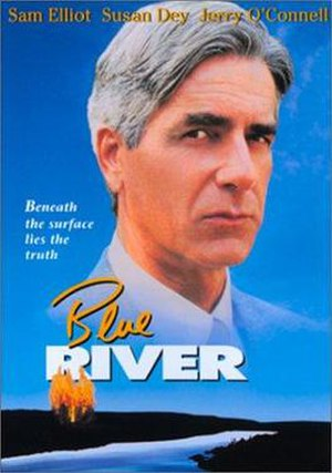 Blue River (film) - Movie Poster