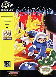 220px-Bomberman2Cover - Bomberman [NES][MF] - Juegos [Descarga]