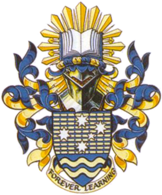 Bond University - Coat of Arms of the Bond University