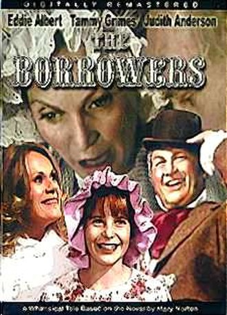 The Borrowers (1973 film) - The Borrowers (1973) DVD Cover