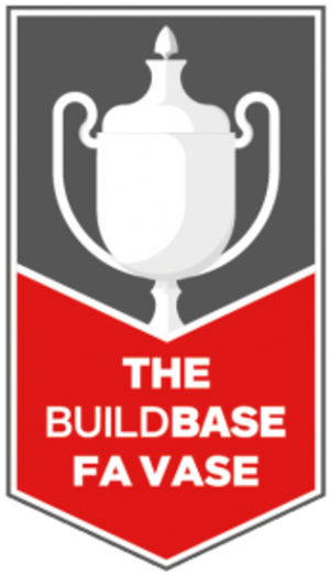 FA Vase - FA Vase logo, incorporating the name of sponsor Buildbase