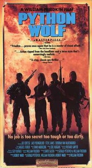C.A.T. Squad: Python Wolf - Image: C.A.T. Squad Python Wolf