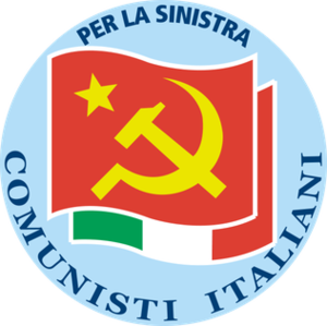 Party of Italian Communists - Image: COMUNISTI ITALIANI 4