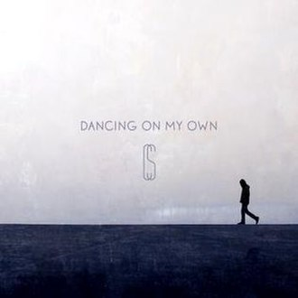 Dancing On My Own - Image: Calum Scott Dancing on My Own