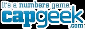 CapGeek - Image: Cap Geek Logo