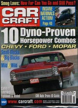Car Craft - Cover of Car Craft