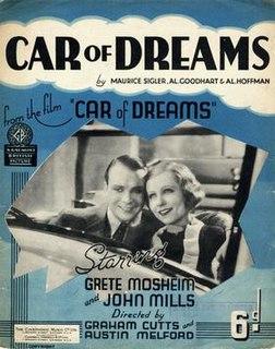 <i>Car of Dreams</i> 1935 film by Austin Melford, Graham Cutts
