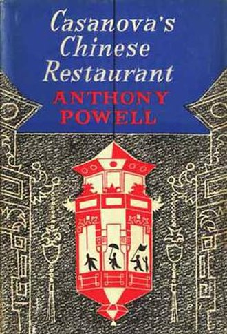 Casanova's Chinese Restaurant - First edition cover