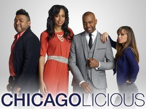 Chicagolicious - MaCray Huff, Katrell Mendenhall, AJ Johnson and Austin Maxfield (from left)