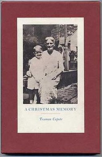 A Christmas Memory - First edition in solo book form (1966)