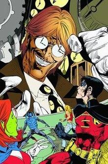 Copperhead Dc Comics Wikivisually