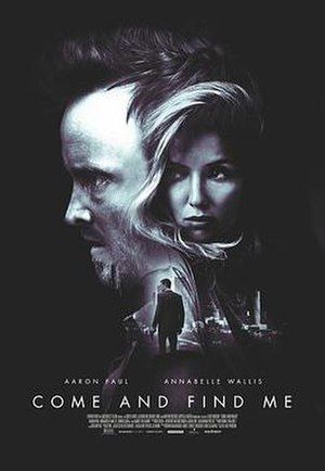 Come and Find Me - Theatrical release poster