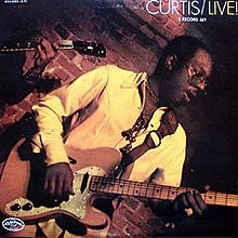 Curtis Mayfield - 1971 Live album cover.jpg