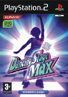 Dancing Stage Max cover art.png