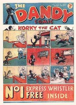 Dandy first issue