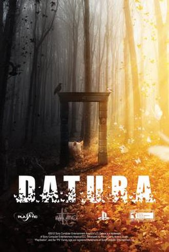 Datura (video game) - Image: Datura (2012 video game)