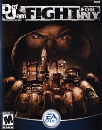Def Jam: Fight for NY - Image: Def Jam Fight for NY