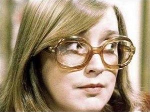 Deirdre Barlow - Deirdre as she appeared in the 1970s.