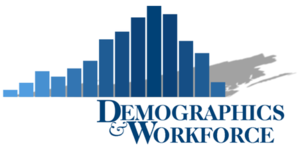 University of Virginia Demographics and Workforce Group - Image: Demographics Logo