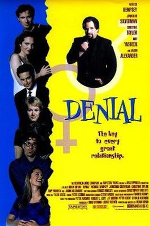Denial (1998 film) - Film poster