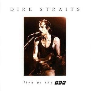 Live at the BBC (Dire Straits album) - Image: Dire Straits BBC